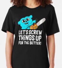 Chainsaw Beebo Slim Fit T-Shirt