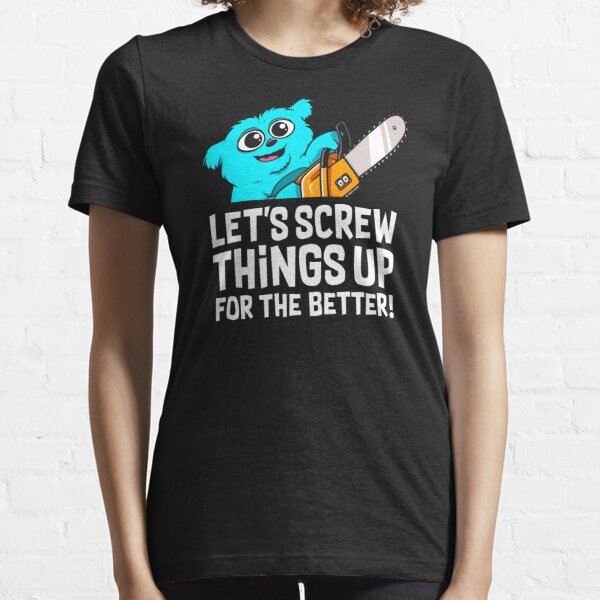 Chainsaw Beebo Essential T-Shirt