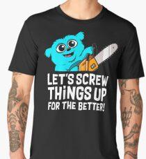 Chainsaw Beebo Men's Premium T-Shirt