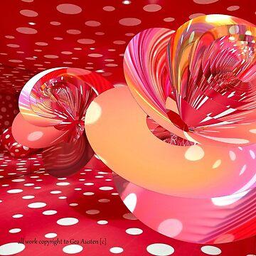 RED POLKA by geaannunziata