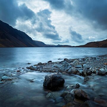 Wast Water by Lanas