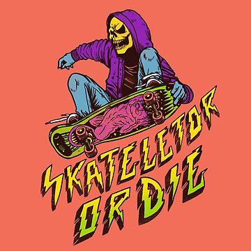 Skateletor or Die by Madkobra