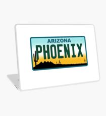 Phoenix license plate Laptop Skin