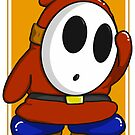 "Simple Lil ""Shy Guy"" by phototure"