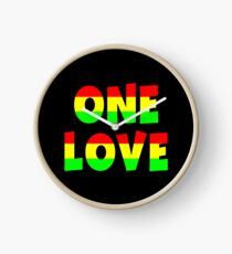 One Love Clock