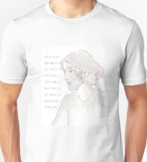 Geometric Woolf T-Shirt