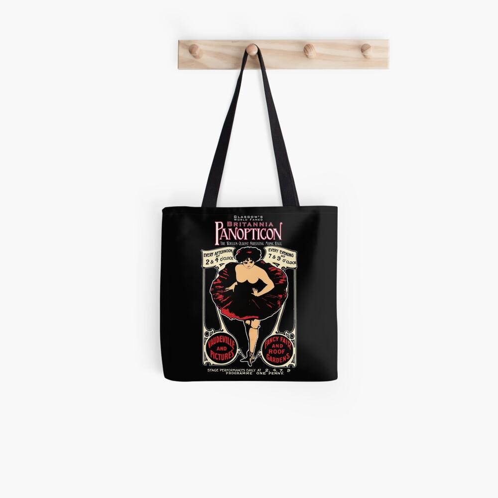 Panopticon design - Britannia Panopticon Tote Bag