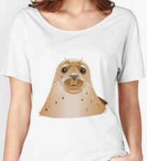 Seal - Seal of Approval Women's Relaxed Fit T-Shirt
