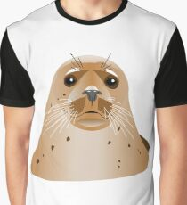 Seal - Seal of Approval Graphic T-Shirt