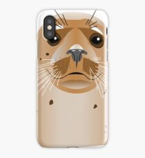 Seal - Seal of Approval iPhone Case