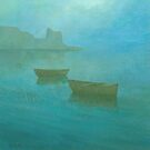 Blue Mist I by stevemitchell