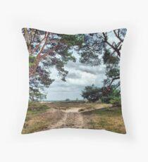 Country Road Aekingerzand Throw Pillow