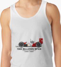 1988 McLAREN MP4/4 Débardeurs