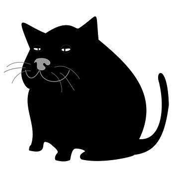 Gato Negro by ojab3