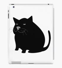 Gato Negro iPad Case/Skin