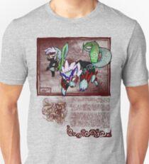 Toon Deity Wolf Link T-Shirt
