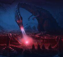 Meditation at Dragon Rock by Tom Godfrey