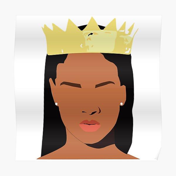 Queen Ri Poster