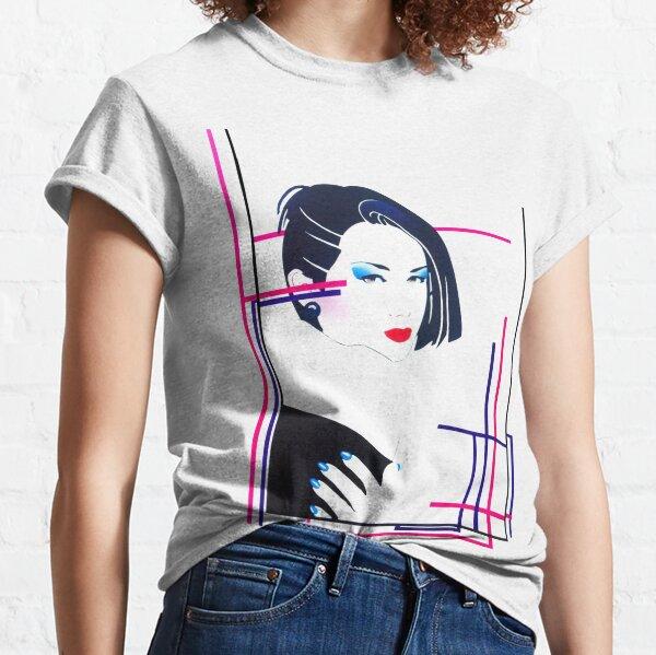 Clio - faces version 2 Classic T-Shirt