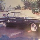 1961 Chevy Belaire by cdcantrell