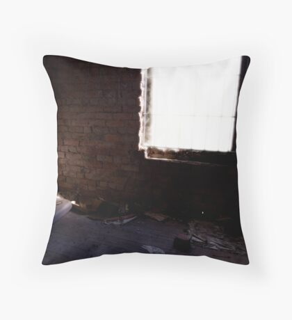untitled #3 Throw Pillow