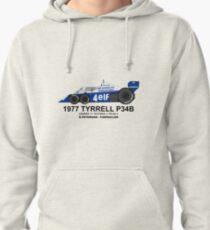 TYRRELL P34B 1977 Pullover à capuche