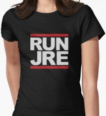 Run JRE  Women's Fitted T-Shirt