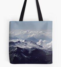 Heavenly view, Bernese Alps Tote Bag