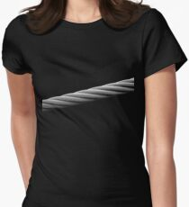 Floating Bridge 2 (T-Shirt) Women's Fitted T-Shirt