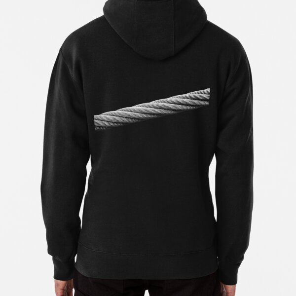 Floating Bridge 2 (T-Shirt version = without background) Pullover Hoodie