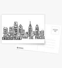 Philly Slang Postcards