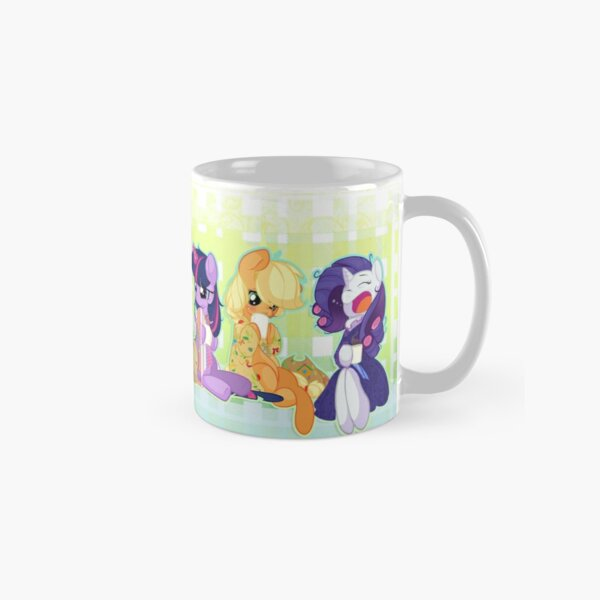 MLP mug design: Morning Mugs Classic Mug