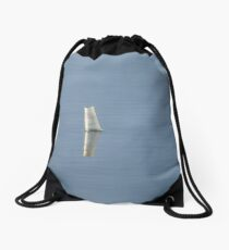 Bottle reflection Drawstring Bag