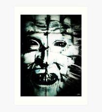 Horror Icons: Pinhead - Hellraiser Art Print