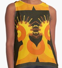 Afro-Electronica Contrast Tank