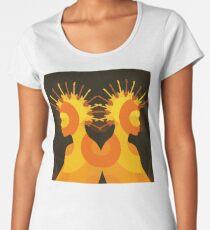 Afro-Electronica Women's Premium T-Shirt