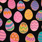 Chocolate Eggs by tali