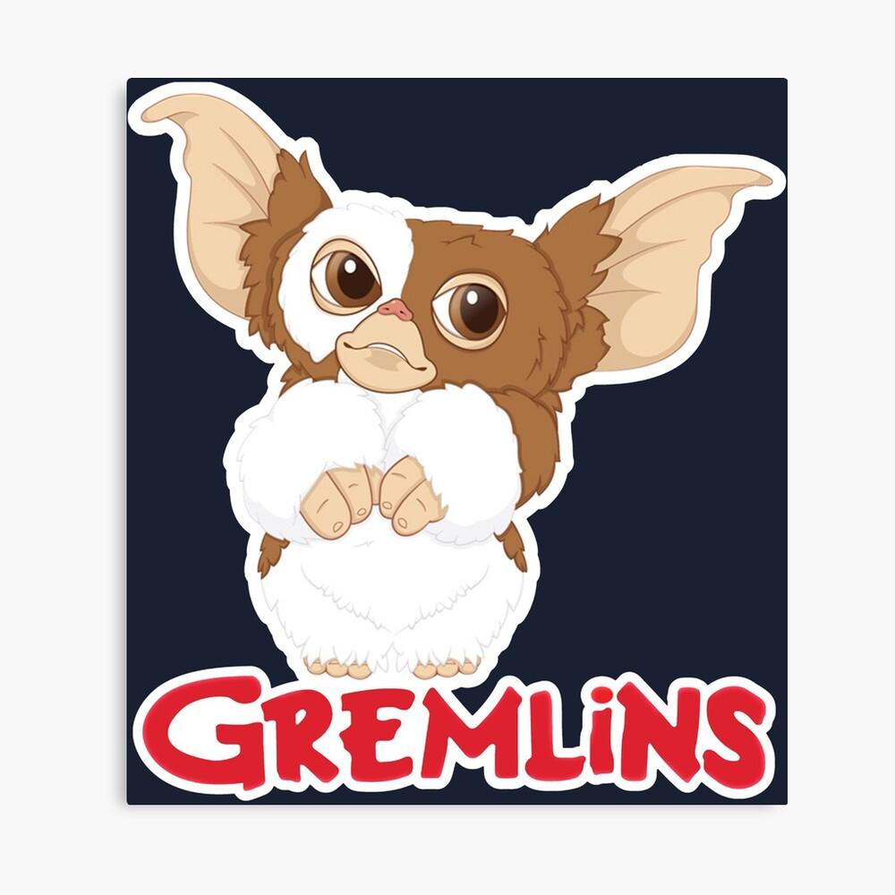 Gizmo - Gremlins Leinwanddruck