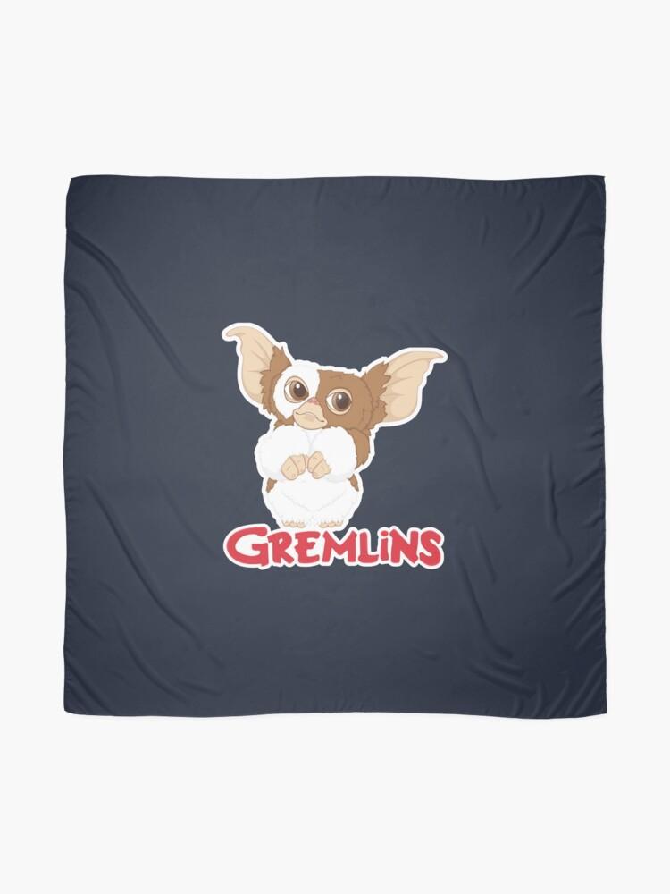 Alternative Ansicht von Gizmo - Gremlins Tuch