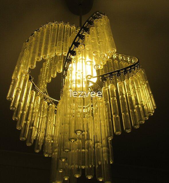 Lighted Lamp by lezvee