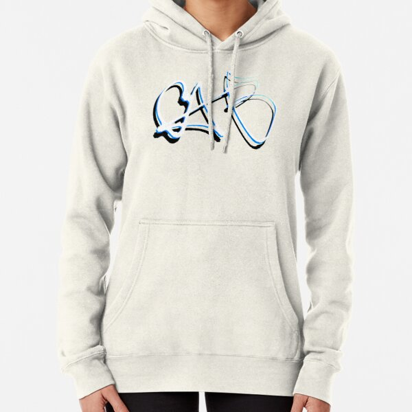 Hand Style Custom CABVASQUEZ Siggy Tag Pullover Hoodie
