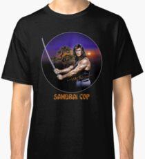 Samurai Cop 80s B-Movie T Shirt  Classic T-Shirt