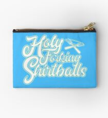 holy forking shirtballs Studio Pouch