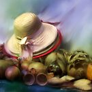 Island Marketplace by Carolyn Staut
