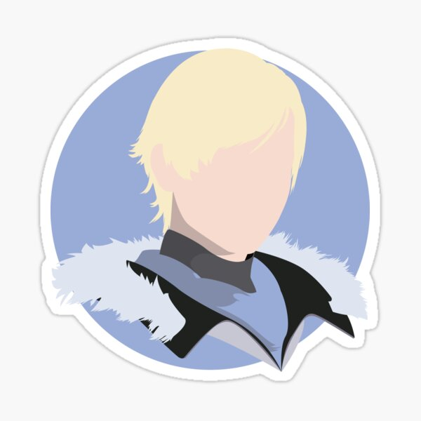 Resident Evil 6: Sherry Birkin Sticker