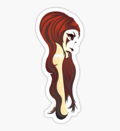 MONO Girl #2 Sticker
