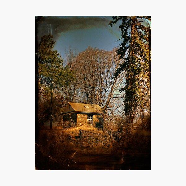 Nondescript Building Photographic Print