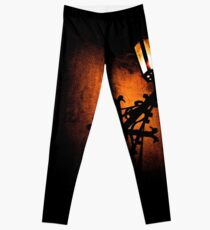 Lantern, its light and shadow Leggings