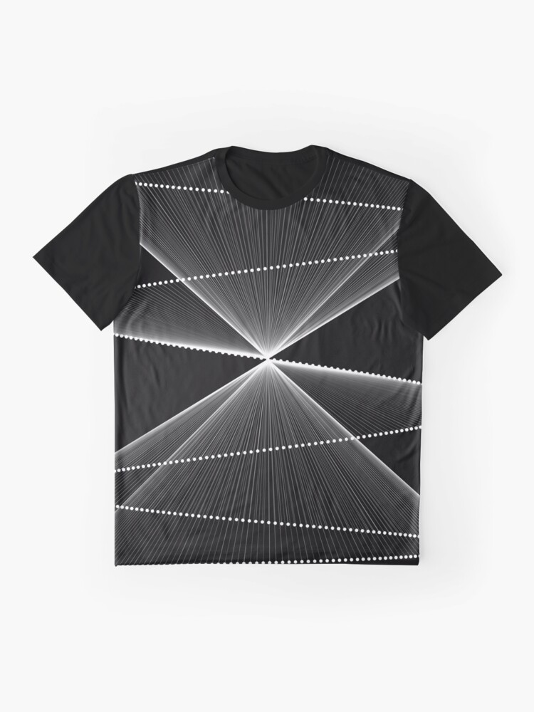 Alternate view of Lissajous XXVI Graphic T-Shirt