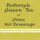 Bethany's Green Tea by grigs